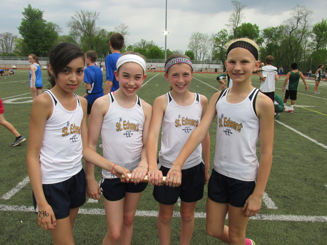 worksheet 6 Grade 4 x 100m relay team st edward track and cross country champions picture